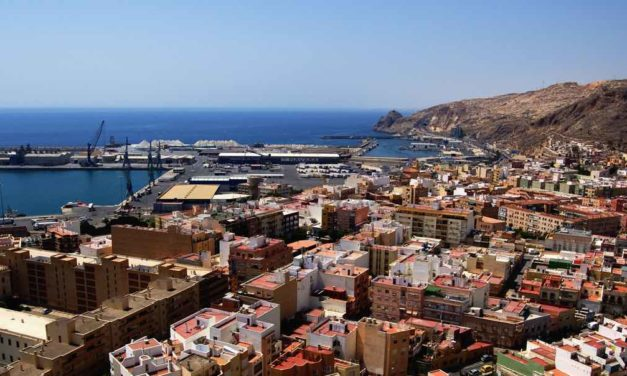 Der Ort Almería