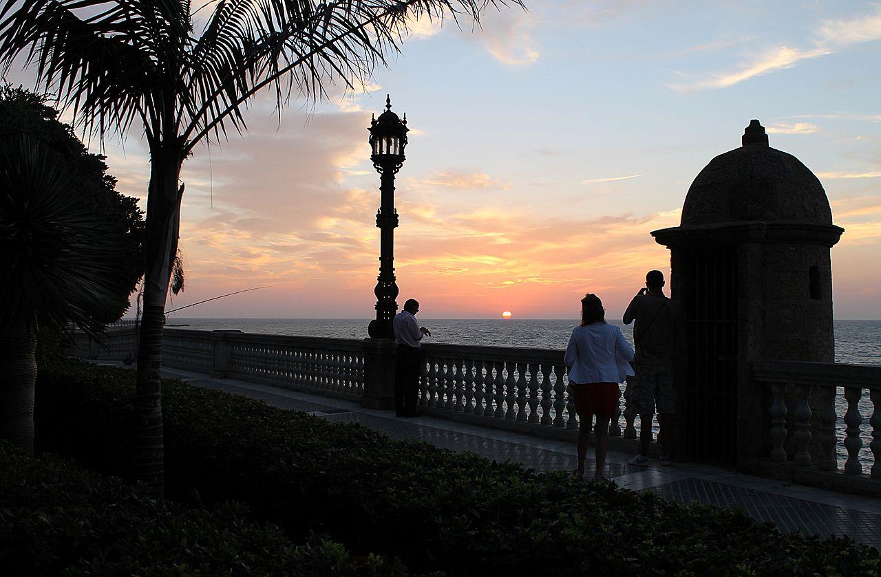 Stadt Cádiz