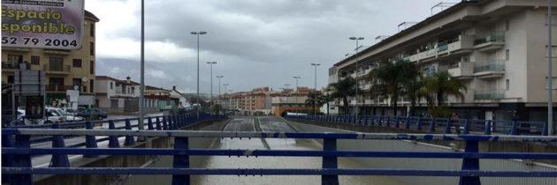 Bilanz des Unwetters an der Costa del Sol