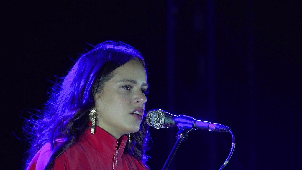 Rosalía, Star der Noche Blanca