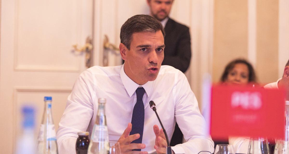 Die aktuelle Regierung Spaniens