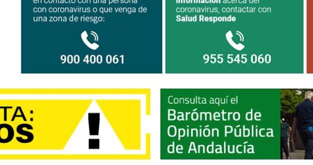 Alerta: Bulos! Andalusische Regierung warnt vor Fake News