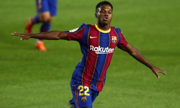 Kann Barça den Vertrag mit Wunderkind Fati einseitig verlängern?