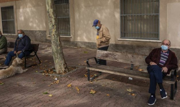 Coronakrise: steigende Selbstmordrate bei älteren Menschen
