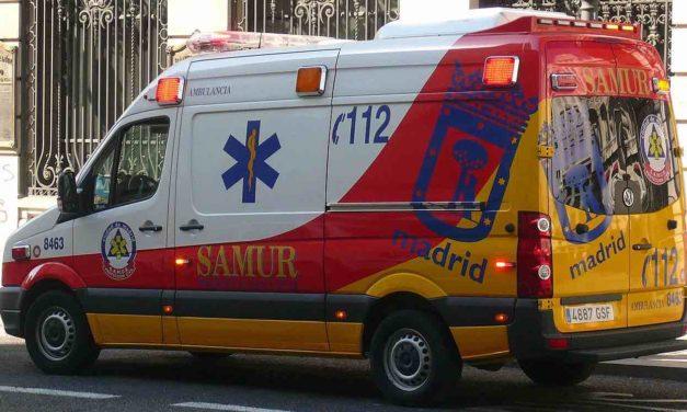 Ein Toter und ein Verletzter bei einem Motorradunfall in Campanillas
