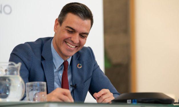 """Sánchez: 2021 wird """"eines der besten Jahre für den Tourismus"""""""