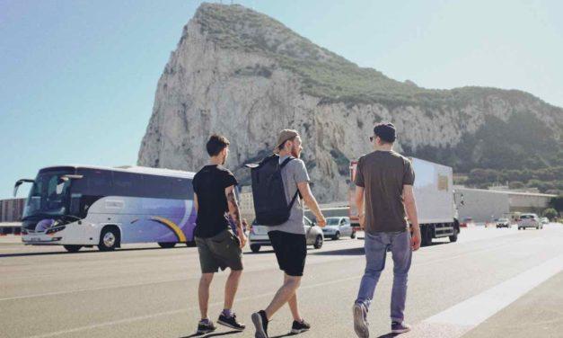 Corona-Mutation auf Gibraltar aufgetaucht