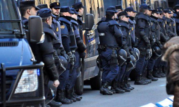 Kampf gegen Drogen: mehr als 300 Polizisten im Einsatz
