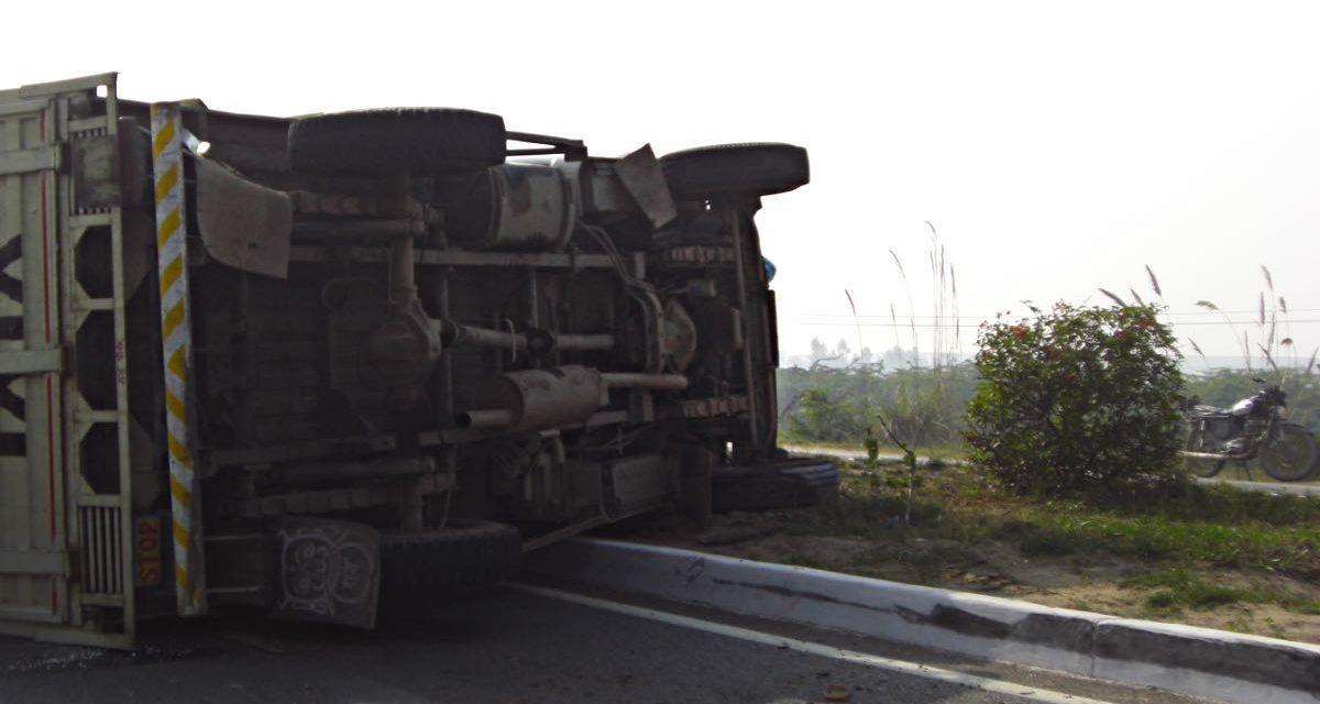 LKW Unfall bei Córdoba: Fahrer stirbt