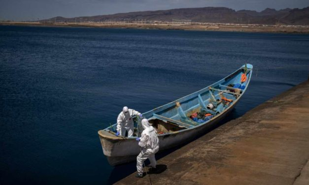 3 Einwanderer an der Küste von Almería tot geborgen