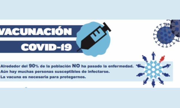 Info-Website zur Covid-19-Impfung geht online