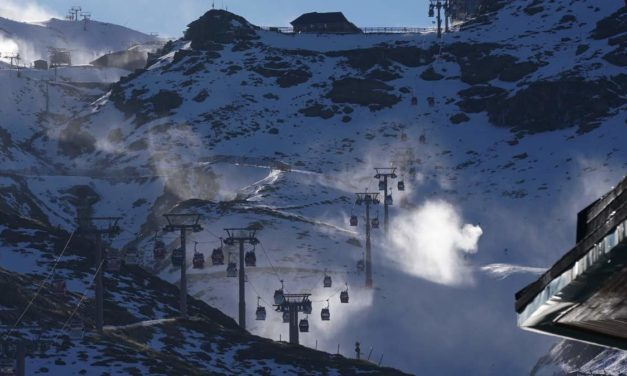 Sierra Nevada Resort schließt die Osterwoche mit nur 34% Auslastung