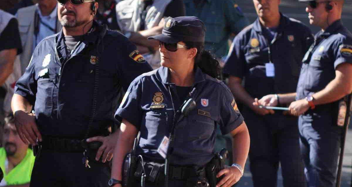 500 Polizeibeamte bei Anti-Drogen-Operation in Cadiz, Malaga und Sevilla