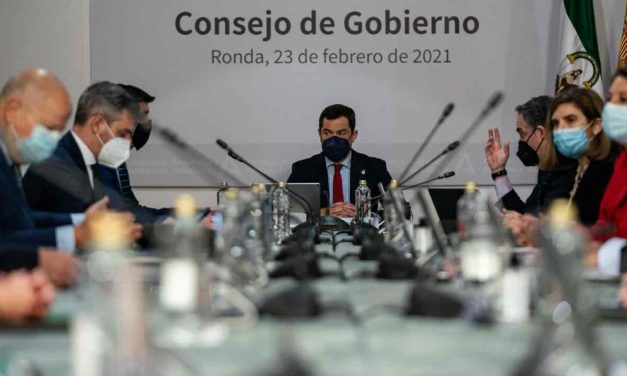 Andalusien verlängert Beschränkungen: neue Entscheidung am 3. März