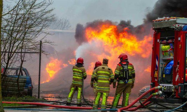 Älteres Geschwisterpaar stirbt bei Wohnungsbrand