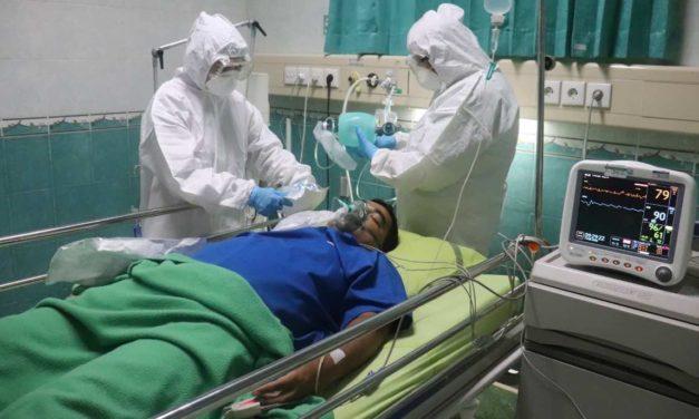 Erhöhter Krankenhausdruck und steigende Inzidenz nach Ostern