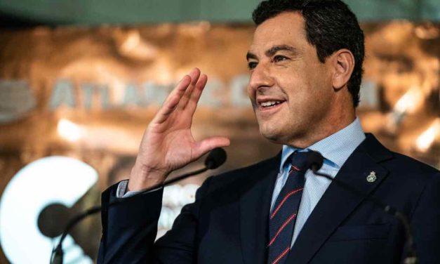 Moreno: Andalusien erreicht in 10-12 Tagen eine 70% Impfquote