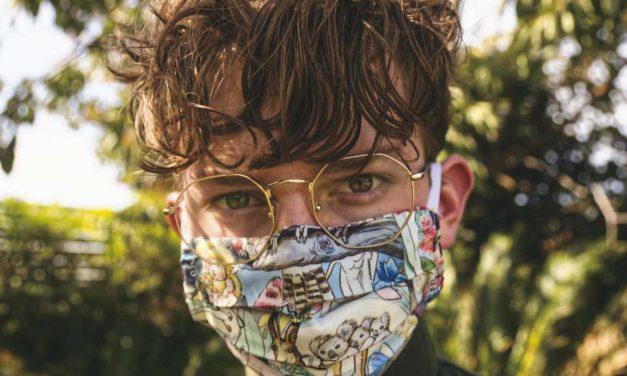 Andalusier fühlen sich mit Maske sicherer