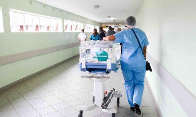 Krankenhausaufenthalte wie im Mai