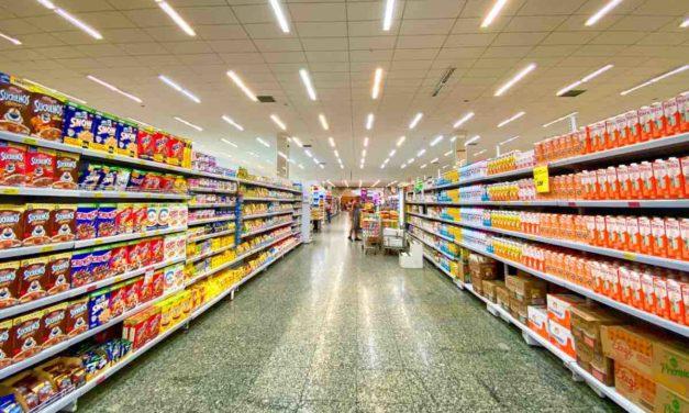 Anstieg der Einzelhandelsumsätze im Mittelmeerraum, in Andalusien und Madrid