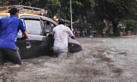 Mehr als 600 Vorfälle in Huelva aufgrund Starkregen