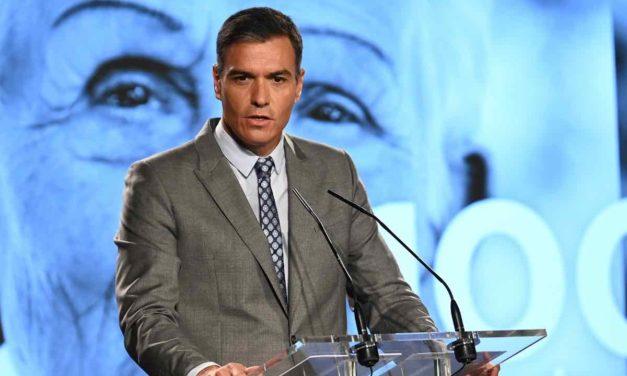 Sánchez wirft der Rechten vor, keine Erfolge zu feiern